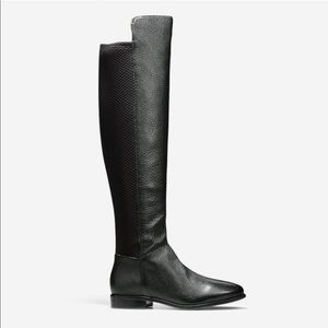 Cole Haan | Dutchess Over The Knee Leather Boots